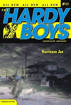 Cover for Hurricane Joe (Hardy Boys (All New) Undercover Brothers #11)