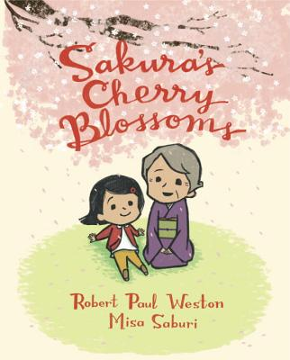 Sakura's Cherry Blossoms by Robert Paul Weston and Misa Saburi