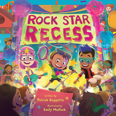 Cover for Rock Star Recess