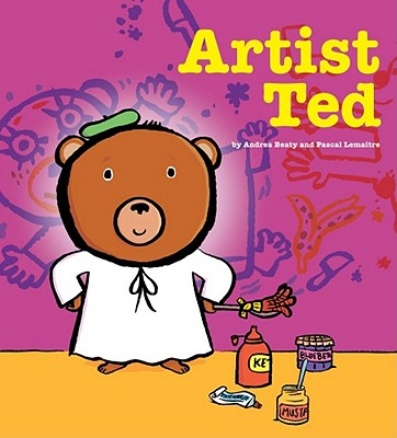 Artist Ted Cover
