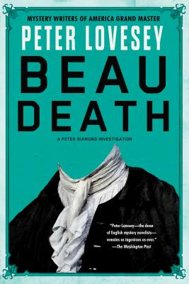 Beau Death (A Detective Peter Diamond Mystery #17) Cover Image
