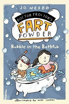 Bubble in the Bathtub Cover