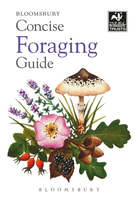 Concise Foraging Guide (The Wildlife Trusts) Cover Image