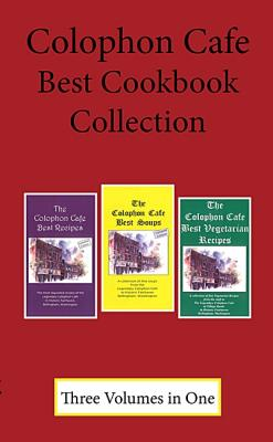 Colophon Cafe Best Cookbook Collection Cover Image