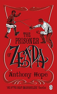 The Prisoner of Zenda Cover