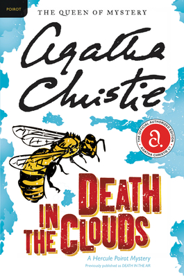 Death in the Clouds: A Hercule Poirot Mystery (Hercule Poirot Mysteries #12) Cover Image
