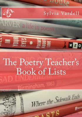 The Poetry Teacher's Book of Lists Cover