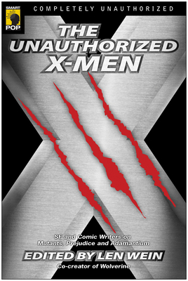 The Unauthorized X-Men Cover