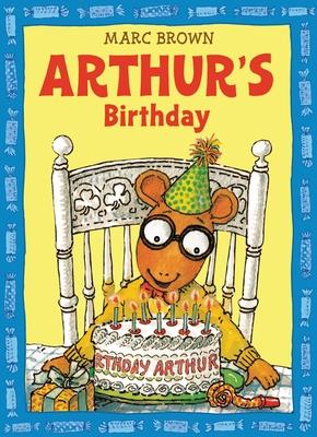 Arthur's Birthday (Arthur Adventures) Cover Image