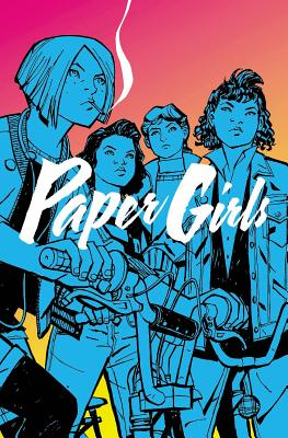 Paper Girls, Volume 1 Cover