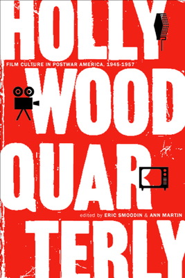 Cover for Hollywood Quarterly