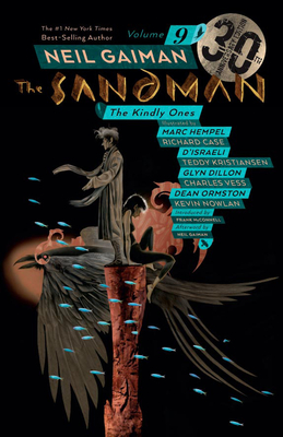 Sandman Vol. 9: The Kindly Ones 30th Anniversary Edition Cover Image