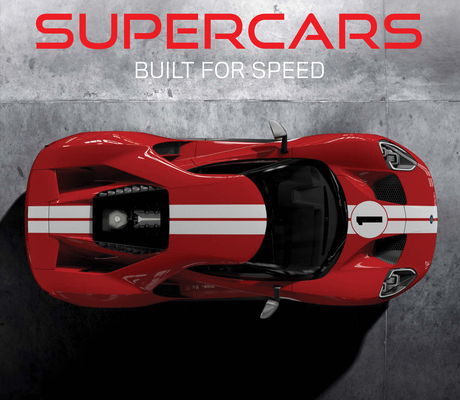 Supercars: Built for Speed Cover Image