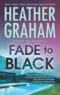 Fade to Black (Krewe of Hunters #24) Cover Image