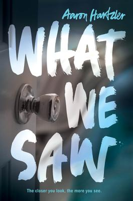 What We Saw Cover Image