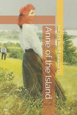 Anne of the Island Cover Image