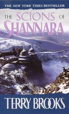 The Scions of Shannara Cover