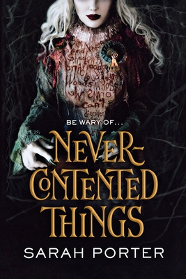 Never-Contented Things Cover Image