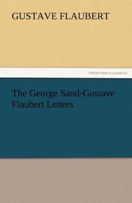 The George Sand-Gustave Flaubert Letters Cover