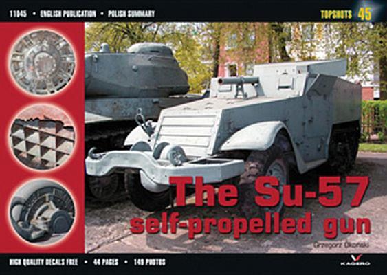 Su-57 Self Propeller Gun (Topshots #45) Cover Image