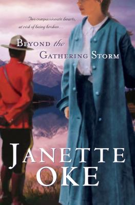 Beyond the Gathering Storm (Canadian West #5) Cover Image