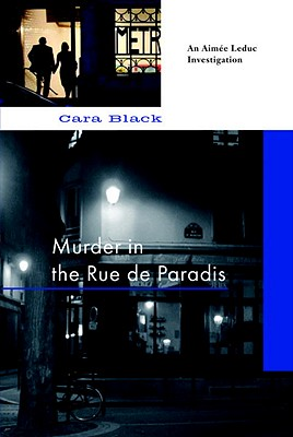 Murder in the Rue de Paradis Cover