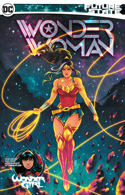 Future State: Wonder Woman Cover Image