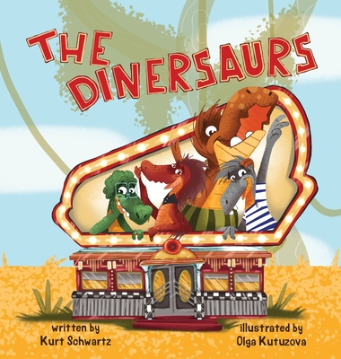 The Dinersaurs Cover Image