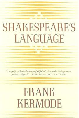 Shakespeare's Language Cover Image