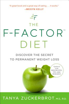 The F-Factor Diet: Discover the Secret to Permanent Weight Loss Cover Image