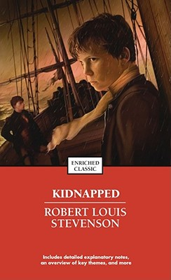 Cover for Kidnapped (Enriched Classics)