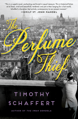 The Perfume Thief Cover Image