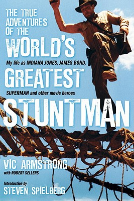 The True Adventures of the World's Greatest Stuntman Cover