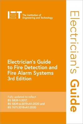 Electrician's Guide to Fire Detection and Fire Alarm Systems (Electrical Regulations) Cover Image