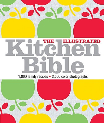 Cover for The Illustrated Kitchen Bible