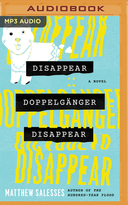 Disappear Doppelgänger Disappear Cover Image