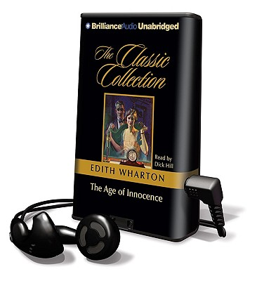 The Age of Innocence [With Earphones] (Playaway Young Adult) Cover Image