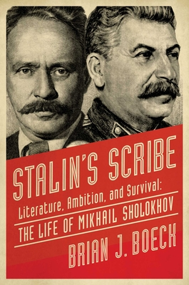 Cover for Stalin's Scribe