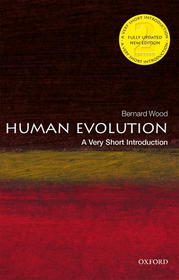 Human Evolution: A Very Short Introduction (Very Short Introductions) Cover Image