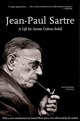 Jean-Paul Sartre Cover