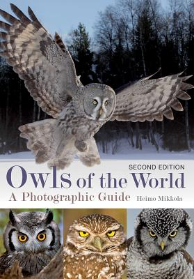 Owls of the World: A Photographic Guide Cover Image