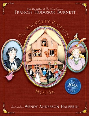 The Racketty-Packetty House Cover