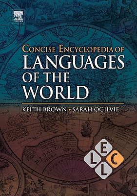 Concise Encyclopedia of Languages of the World Cover Image