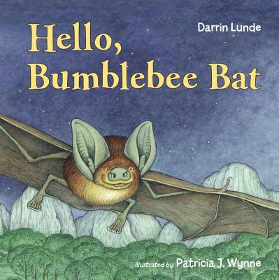Hello, Bumblebee Bat Cover