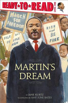Martin's Dream: Ready-to-Read Level 1 Cover Image