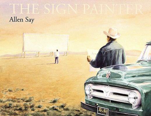 The Sign Painter Cover