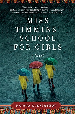 Miss Timmins' School for Girls: A Novel Cover Image