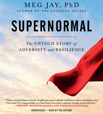 Supernormal Lib/E: The Untold Story of Adversity and Resilience Cover Image