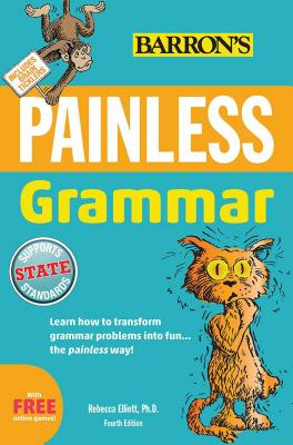 Painless Grammar (Barron's Painless) Cover Image