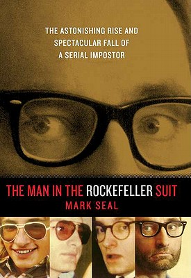 The Man in the Rockefeller Suit Cover
